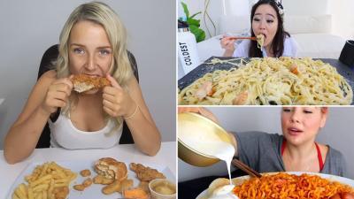 (VIDEO) მუკბანგი ანუ გასკდი ჭამისგან - მსოფლიო მოძრაობად იქცა!