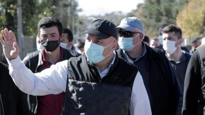 """""""ხმები დავიცვათ ისე, რომ პასუხისმგებლობით მოვეკიდოთ ვირუსის გავრცელების საშიშროებას"""""""