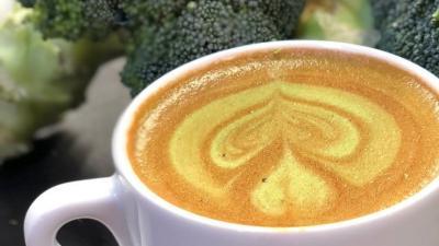 ყავა ბროკოლით - ახალი, უცნაური, მაგრამ ჯანსაღი ტრენდი