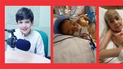 სულ ცოტა არის დარჩენილი  11 წლის საბას გადასარჩენად